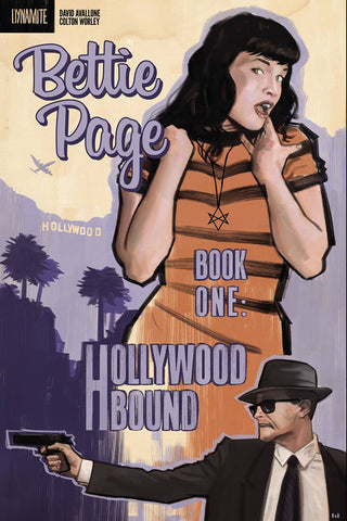 BETTIE PAGE #1 CVR F WORLEY EXC SUBSCRIPTION VAR