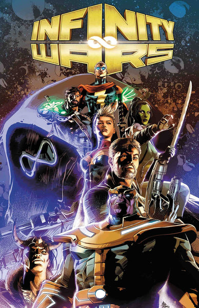 INFINITY WARS PRIME #1 - LIMIT 1 PER