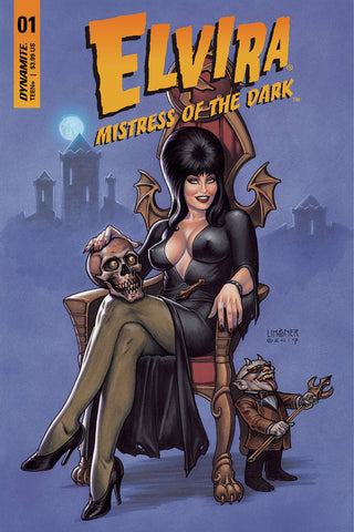 ELVIRA MISTRESS OF DARK #1 CVR A LINSNER