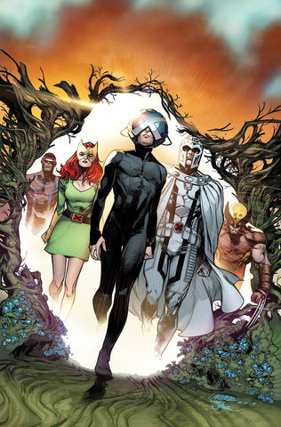 HOUSE OF X #1 (OF 6)