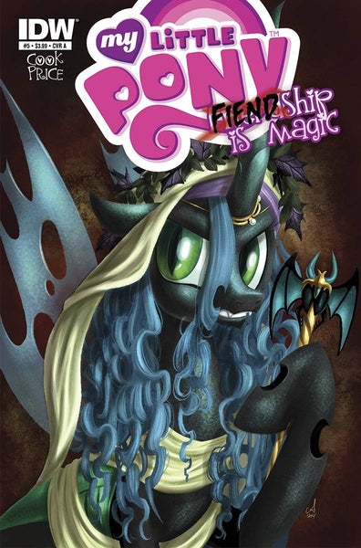 MY LITTLE PONY FIENDSHIP IS MAGIC #5 QUEEN CHRYSALIS
