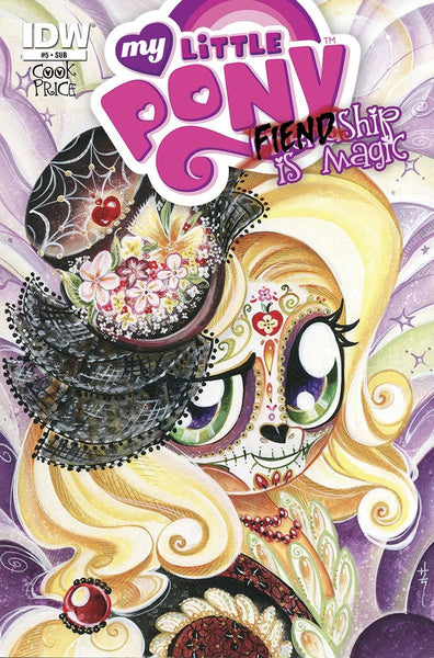 MY LITTLE PONY FIENDSHIP IS MAGIC #5 SUBSCRIPTION VAR