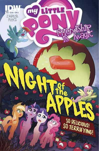 MY LITTLE PONY FRIENDSHIP IS MAGIC #32