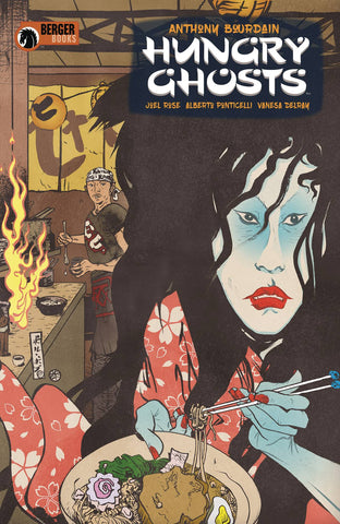 HUNGRY GHOSTS #1 (OF 4)