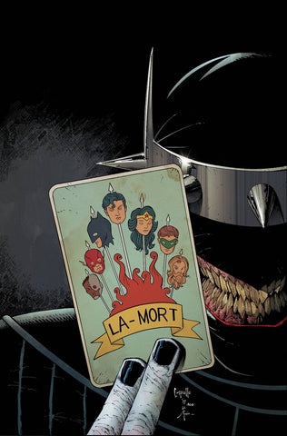 DARK NIGHTS METAL #5 (OF 6)
