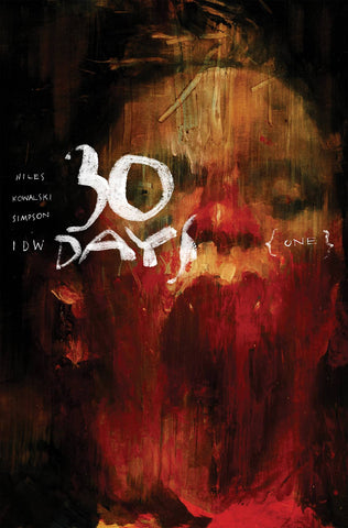 30 DAYS OF NIGHT #1 (OF 6) 10 COPY INCV