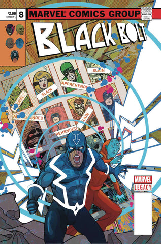 BLACK BOLT #8 WARD LH VAR LEG WAVE 3