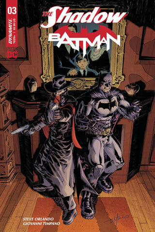 SHADOW BATMAN #3 (OF 6) CVR E EXC SUBSCRIPTION VAR
