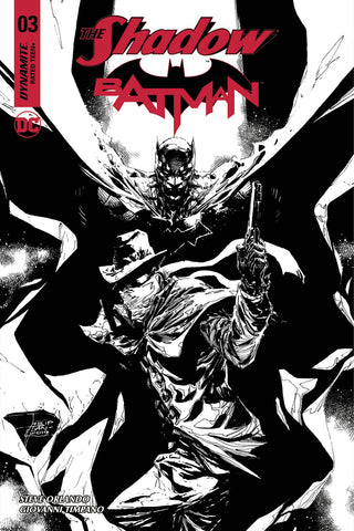SHADOW BATMAN #3 (OF 6) CVR F 10 COPY TAN INCV
