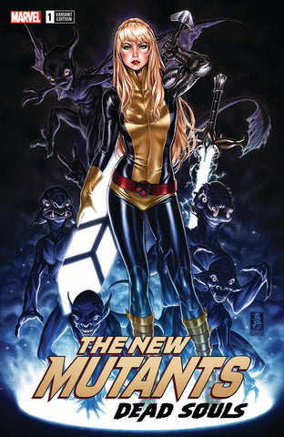 NEW MUTANTS DEAD SOULS #1 (OF 6) MARK BROOKS EXCLUSIVE