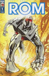 ROM #1 ZACH HOWARD A VARIANT