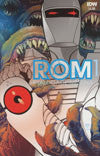 ROM #1 REGULAR 1st PRINT J H WILLIAMS COVER
