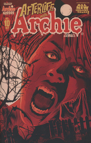 AFTERLIFE WITH ARCHIE #10 2ND PTG FRANCAVILLA CVR