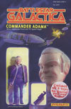 BATTLESTAR GALACTICA VOL 6 #1 VARIANT D ADAMS ACTION FIGURE SUB