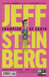 JEFF STEINBERG CHAMPION OF EARTH #1 MAIN COVER