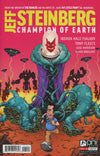 JEFF STEINBERG CHAMPION OF EARTH #1 COVER B VARIANT