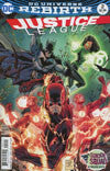 JUSTICE LEAGUE VOL 3 #2 COVER A 1st PRINT