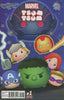 MARVEL TSUM TSUM #1 OF 4 COVER B CLASSIFIED CONNECTING VARIANT