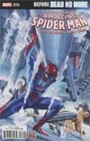 AMAZING SPIDERMAN VOL 4 #16 COVER A 1st PRINT