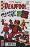 SDCC 2016 DEADPOOL #15 MINIMATES VAR