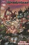GFT WONDERLAND #50 COVER C TOLIDAO LEISTER
