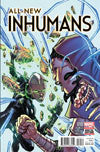 ALL NEW INHUMANS #10 COVER A 1st PRINT