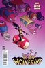 ALL NEW WOLVERINE #11 COVER B MARVEL TSUM TSUM TAKEOVER VARIANT