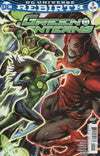 GREEN LANTERNS #5 COVER A 1st PRINT
