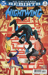 NIGHTWING #3 COVER A 1st PRINT