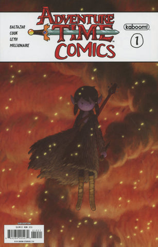 ADVENTURE TIME COMICS #1 SUBSCRIPTION VARIANT