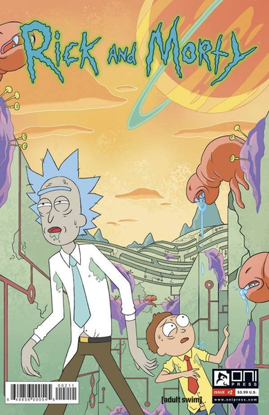 RICK & MORTY #2