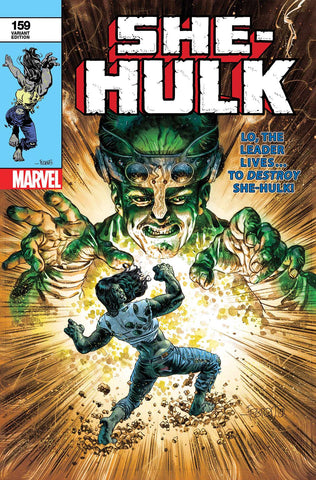 SHE-HULK #159 FEGREDO LH VAR LEG WAVE 2