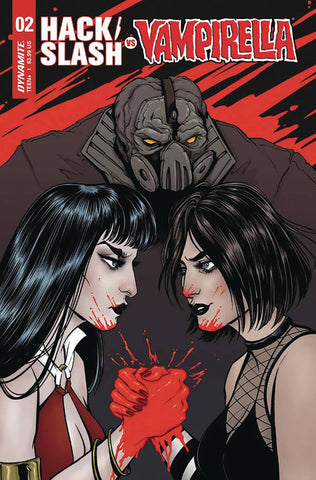 HACK SLASH VS VAMPIRELLA #2 (OF 5) CVR A IHDE