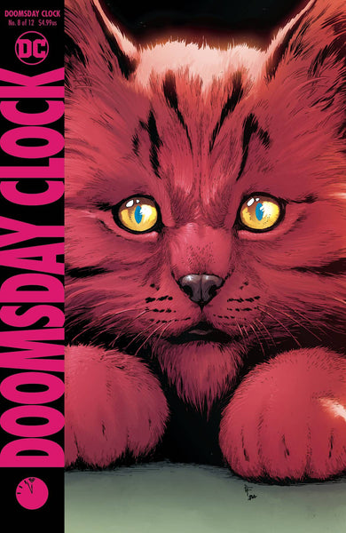 DOOMSDAY CLOCK #8 (OF 12)