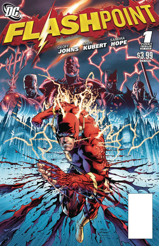 DOLLAR COMICS FLASHPOINT #1