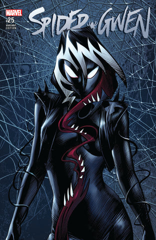 SPIDER-GWEN #25 COMICXPOSURE MIKE DEODATO EXCLUSIVE