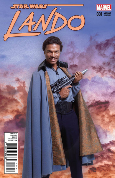 STAR WARS LANDO #1 (OF 5) MOVIE VAR