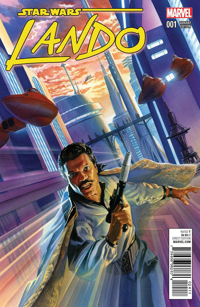 STAR WARS LANDO #1 (OF 5) ROSS VAR