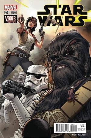 STAR WARS #13 CONNECTING C VAR