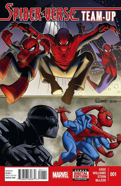 SPIDER-VERSE TEAM UP #1