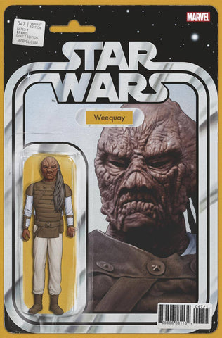 STAR WARS #47 CHRISTOPHER ACTION FIGURE VAR