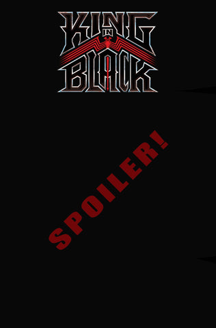 KING IN BLACK #1 (OF 5) CLARKE SPOILER VAR
