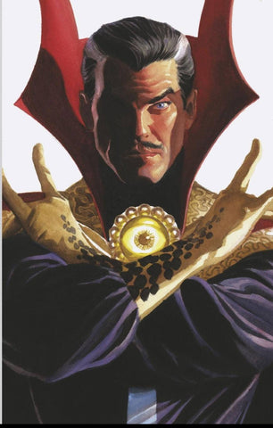 STRANGE ACADEMY #3 ALEX ROSS SCARLET WITCH TIMELESS VAR