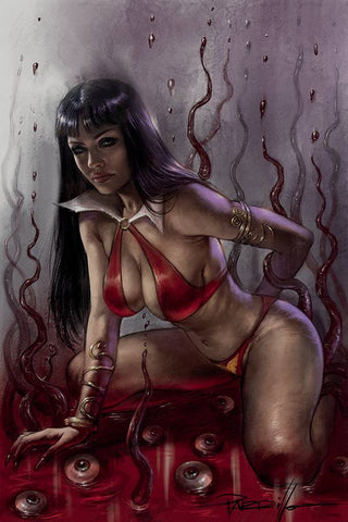 VAMPIRELLA #17 PARRILLO LTD VIRGIN CVR