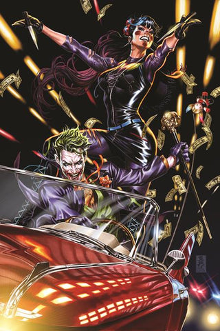 JOKER #1 MARK BROOKS EXCLUSIVE