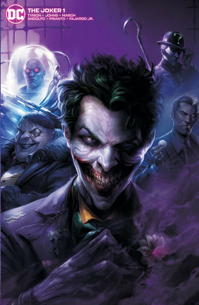 JOKER #1 MATTINA VIRGIN EXCLUSIVE