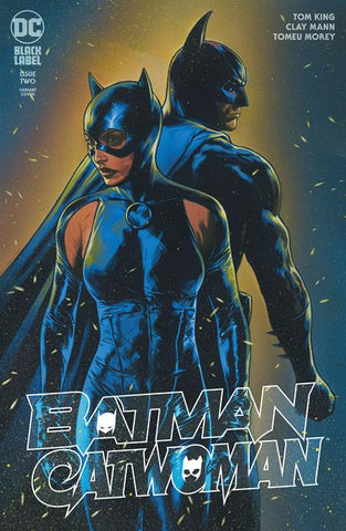 BATMAN CATWOMAN #2 (OF 12) CVR C TRAVIS CHAREST VAR
