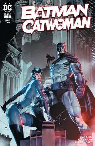 BATMAN CATWOMAN #2 (OF 12) CVR A CLAY MANN