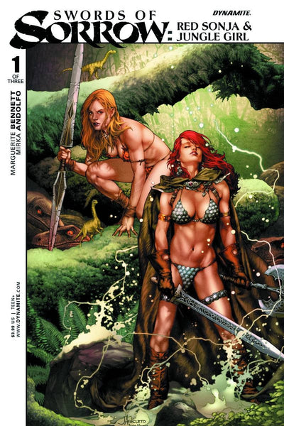 SWORDS OF SORROW SONJA JUNGLE #1 (OF 3) CVR A
