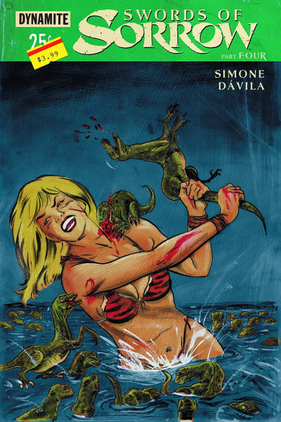 SWORDS OF SORROW #4 (OF 6) CVR C HACK EXC SUBSCRIPTION CVR